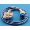 Buy cheap Mennen Finger Clip Spo2 Sensor , 13 Pin Adult Spo2 Finger Sensor Probe from wholesalers