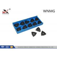China Solid Carbide Lathe Inserts Carbide Lathe Turning Tools WNMG Precision wholesale