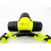 Quality 180LM Waterproof Diving CREE Rechargeable Head Torch with 2 Modes for sale