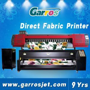 China New!!Garros TX-180D Digital Textile Printer DX5 Printhead with1440dpi High Resolution wholesale