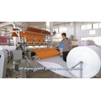 China 64 Inches Cam Model Industrial Quilting Machines for Making Winter Garments wholesale