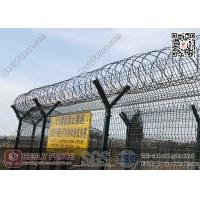 China HESLY Airport Perimeter Fence wholesale