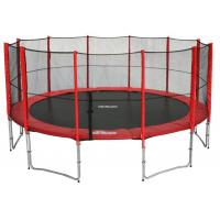 China 6ft/8ft/10ft/12ft/13ft/14ft/15ft/16FT Trampoline with outside Net&Long Pole wholesale