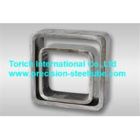 China 24mm Wall thickness Welded Rectangle Special Steel Pipe ST37.0,ST44.0 wholesale