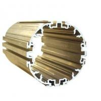 China Powder Painted Industrial Extruded Aluminium Profiles , 6063-T5 Electromechanical Shell wholesale