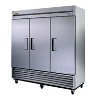 Visible copper pipe 1000L commercial refrigeration equipment series