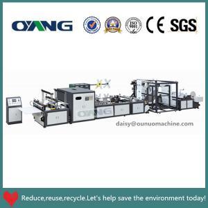 China non woven bag machine fabrics machine wholesale