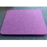 Quality SGS Acoustic Sound Dampening Panels Wall Covering 600x600mm for sale