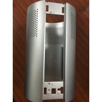 China 6063 T5 Sand Blasted Anodized Aluminum Air Purifier / extruded aluminum profiles CNC Machined wholesale