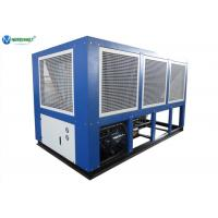 China Easy Install Sulfuric Acid Cooling Plant 142 kw 40 ton Air Cooled Chiller Price on sale