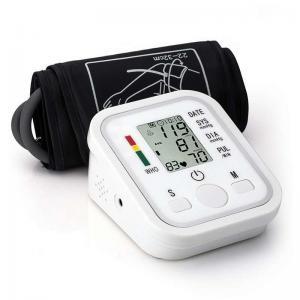 China DC 6V 32cm Cuff 39kPa Wrist Blood Pressure Monitor on sale