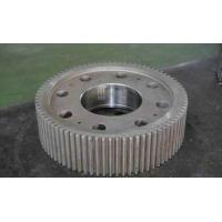 China Heavy Load SS Open Die Forging Transmission Gear In Mining Machine wholesale