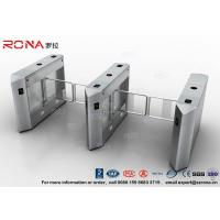 China Security 900mm Swing Barrier Gate Handicap Accessible RFID Turnstyle Gates on sale