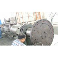 China Large Capacity Steam Turbine Rotor Forging Generator Rotor Heavy Industry ASTM / DIN wholesale