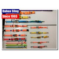 China 14 Ft Boat Ratchet Tie Down Straps With Snap Hooks 10000 Lb Ratchet Straps on sale