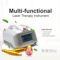 China 650nm 808nm Infrared Red Laser Therapy Device For Pain Relief wholesale