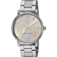 Buy cheap Wholesale 2018 NEW Marc Jacobs Silver Women's Classic Stainless Steel Casual Watch MJ3579 from wholesalers