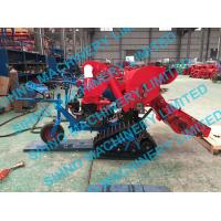 China SIHNO 4LZ-0.7 mini wheat rice combine harvester, 12 hp, 14hp, skype:sherrywang33 wholesale