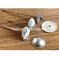 China US Standard Stainless Steel Lacing Anchors With 22mm Dia Aluminum Dome Caps wholesale