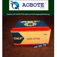 China Swden SKF Self-Aligning Spherical Ball Bearings Double Row 2205ETN9 wholesale