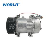China Auto AC 7H15 Compressor For Scania Truck 10PK 7H15 1531196 1888032 24V Air Conditioner New Model wholesale