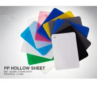 China Recyclable PP Hollow Sheet wholesale