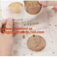 China Various Styles Christmas Santa Claus moose Snowman self-adhesive Cookie packaging bags for biscuits snack christmas wholesale