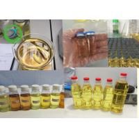China Light Yellow Boldenone Steroids / Boldenone Undecylenate CAS 3103-34-9 , ISO9001 Certificate wholesale