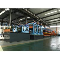 China High Frequency Welded Pipe Making Machine Max 50m/Min Speed CE BV Standard wholesale