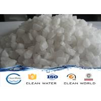China Flocculant white granular alluminium sulphate for industrial wastewater treatment wholesale