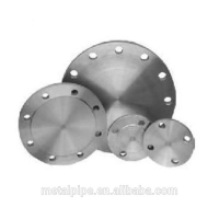 China ASME B16.5 Duplex Stainless Forged Steel 2205 RF Class 300 Plate Flange on sale