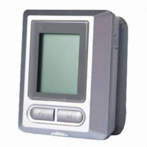 China USB Wrist Blood Pressure Monitor with Glucose, CE/RoHS/FDA wholesale
