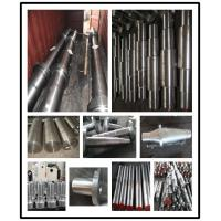 Quality 42CrMo4 SCM440 AISI 4140 Alloy Steel Forged Shaft Blanks Quenching And Tempering for sale