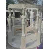 China Marble Arbour with Statue (LY-498) wholesale