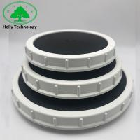 White Black Blue  Epdm Air Diffuser For Sewage Treatment Aeration System PTFE