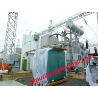 China Enclosed Weather Proof Type High Vacuum Insulation Oil Filtration Unit ,Transformer Oil Purifier, Oil Purification Syst on sale