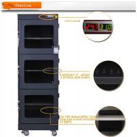 China Auto Baking Dry Storage Cabinet For Moisture Sensitive SMD Storages wholesale