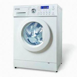 water capacity of a washing machine