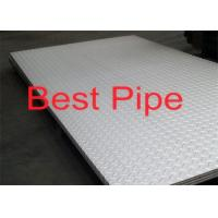 China High Tensile Strength Steel Plates with High Weldability API API 2H-50 2W-50 on sale