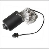 China 80W 24V Worm Gear Industrial DC Motors No Load Speed 50rpm , CW And CCW , Silent Working wholesale
