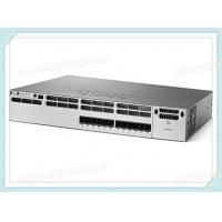 Buy cheap Cisco WS-C3850-12XS-E Catalyst 3850 12 Port 10G Fiber Switch IP Services from wholesalers
