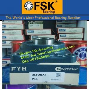 China Profesional FYH UCF205 UCF206 UCF207 Pillow Block Ball Bearings with Housing wholesale