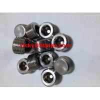 China 904L /1.4529 stainless steel threaded rod and nut 254SMO/ S31254 wholesale