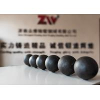 Quality Cast iron forged steel grinding media balls grinding rods cylpebs for sale