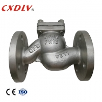 China Flanged Non Return SUS304 Lift Check Valve wholesale