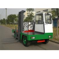 China Material Handling Diesel Side Loader Forklift Truck For Warehouse / Sea Port wholesale