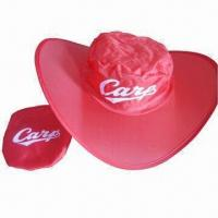 China Foldable Hat, Various Colors and Designs are Available, Suitable for Party Use wholesale