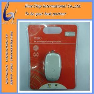 China Controller Wireless Reciever for XBOX360 wholesale
