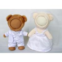 Supply 3d face doll couple series B