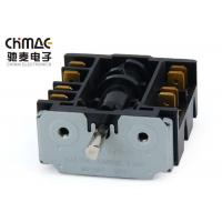 China Bakelite 5 Position Rotary Switch 16A , 250 V Cooker Selector Switch T100 wholesale